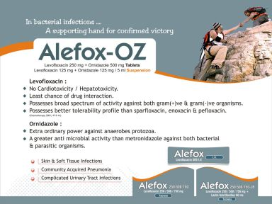 ALEFOX - OZ - (Allenge India)