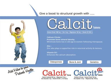 CALCIT PLUS - (Allenge India)