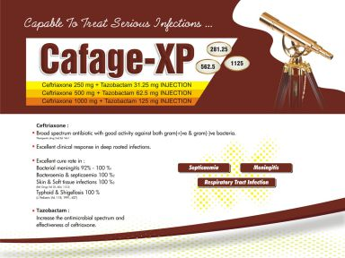 CAFAGE(TM) - XP 562.5 - (Allenge India)